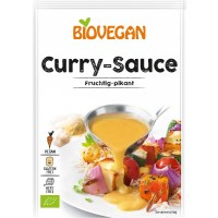 Sos Curry vegan