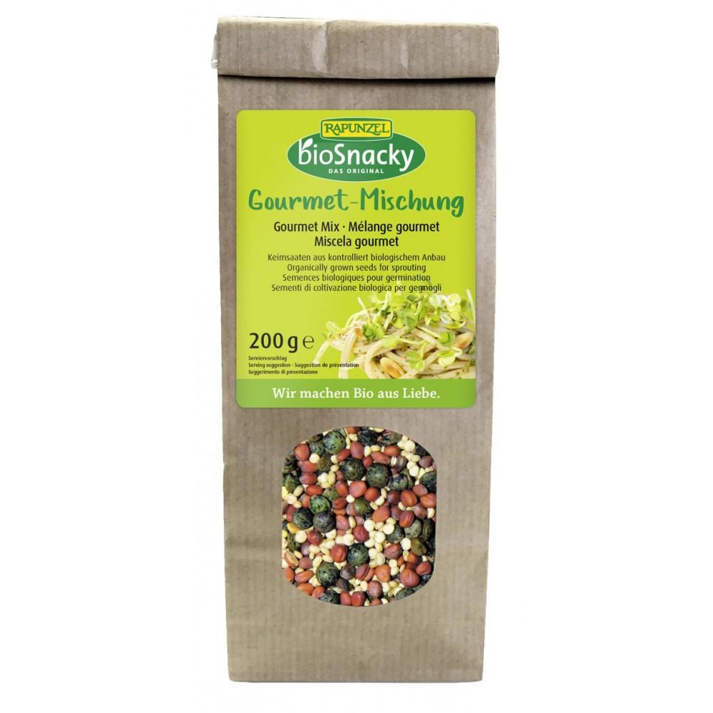 Amestec Gourmet de seminte pentru germinat