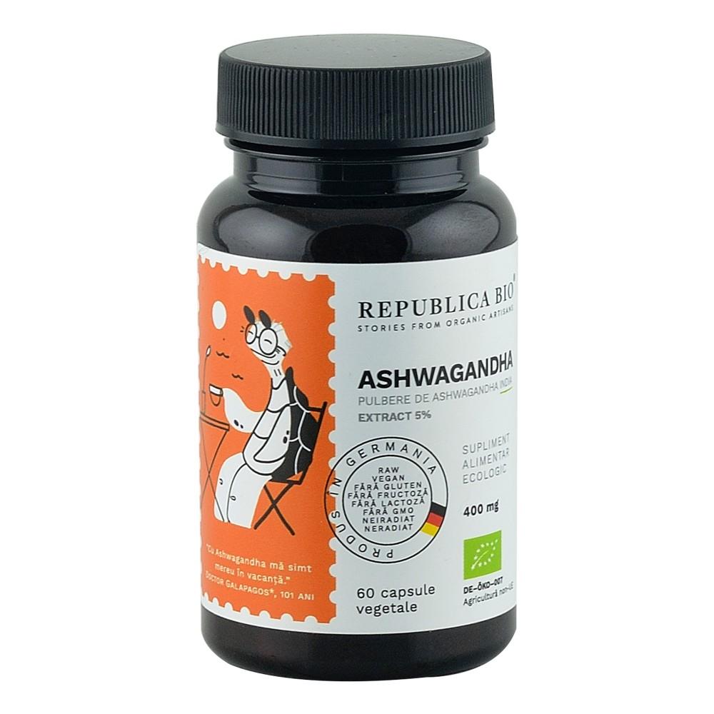 Ashwagandha 60 capsule