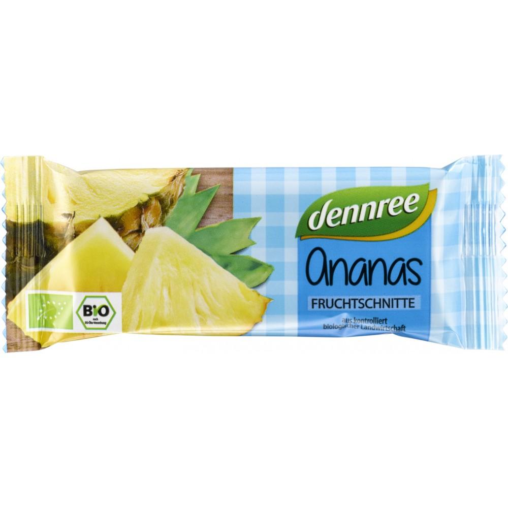 Baton de fructe cu ananas