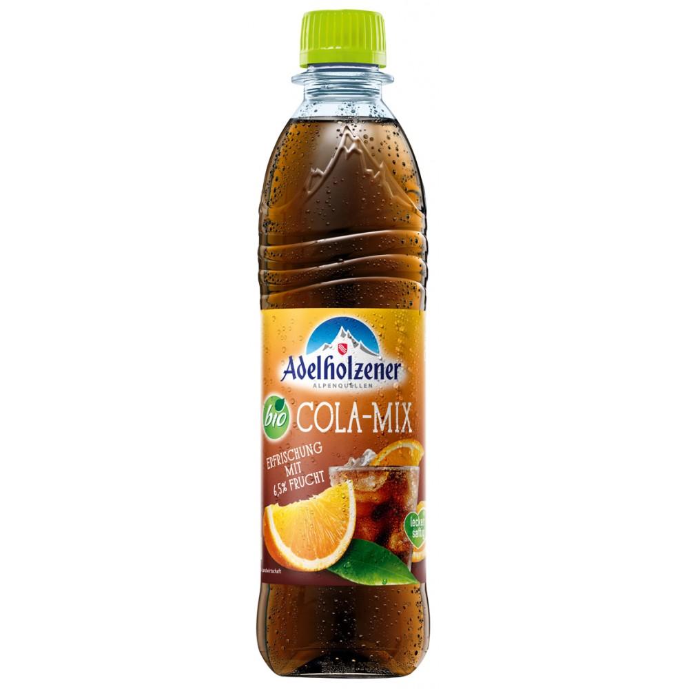 Bautura carbogazoasa Cola-mix