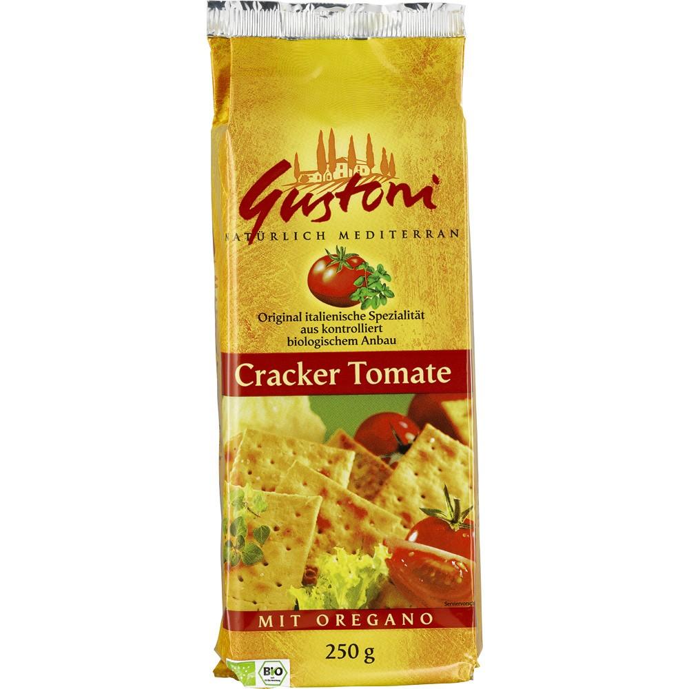 Biscuiti Crocanti cu Tomate si Oregano