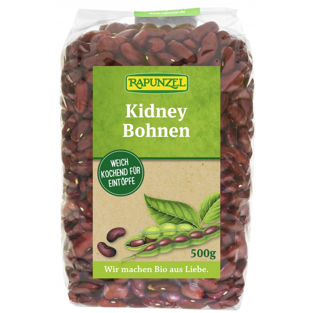 Boabe rosii Kidney