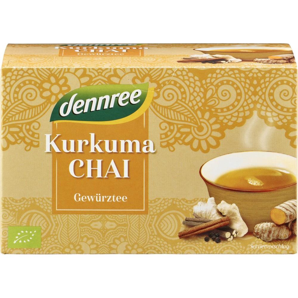 Ceai Curcuma Chai 20 plicuri