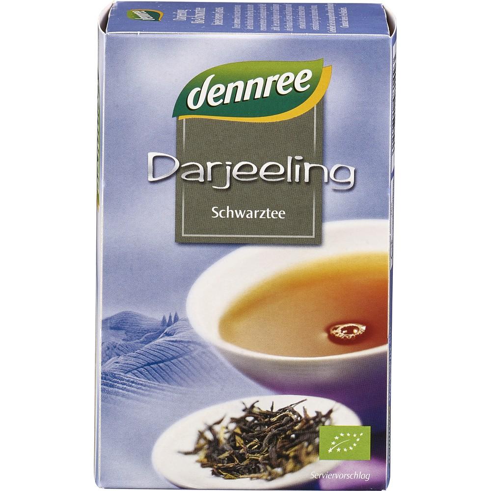 Ceai negru Darjeeling  x 20 plicuri