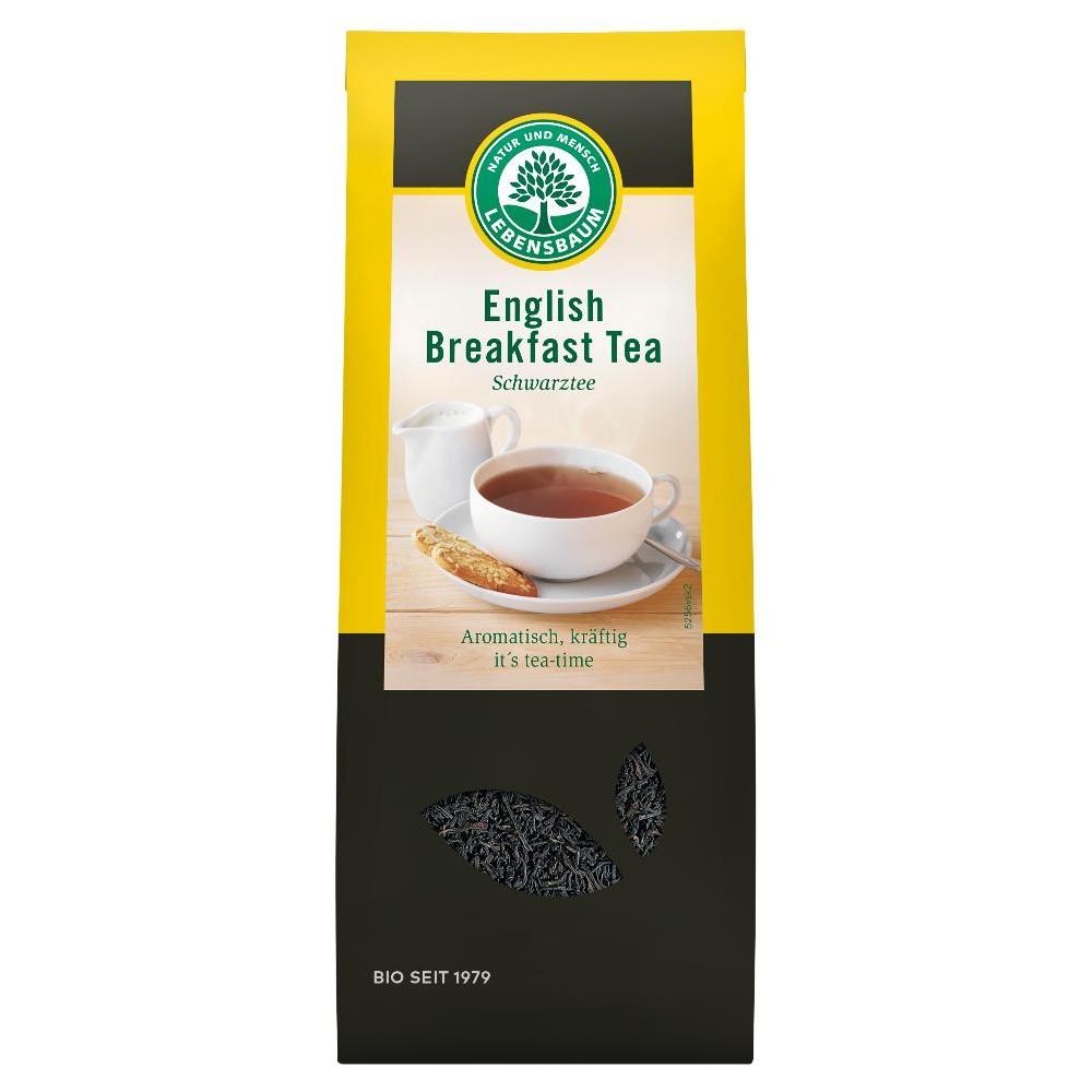 Ceai negru Englezesc Lebensbaum