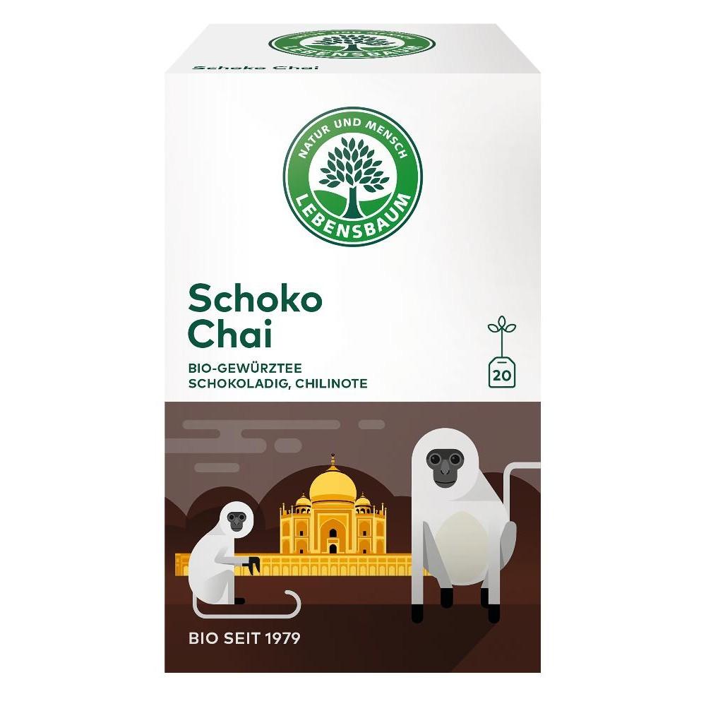 Ceai Schoko Chai x20 plicuri