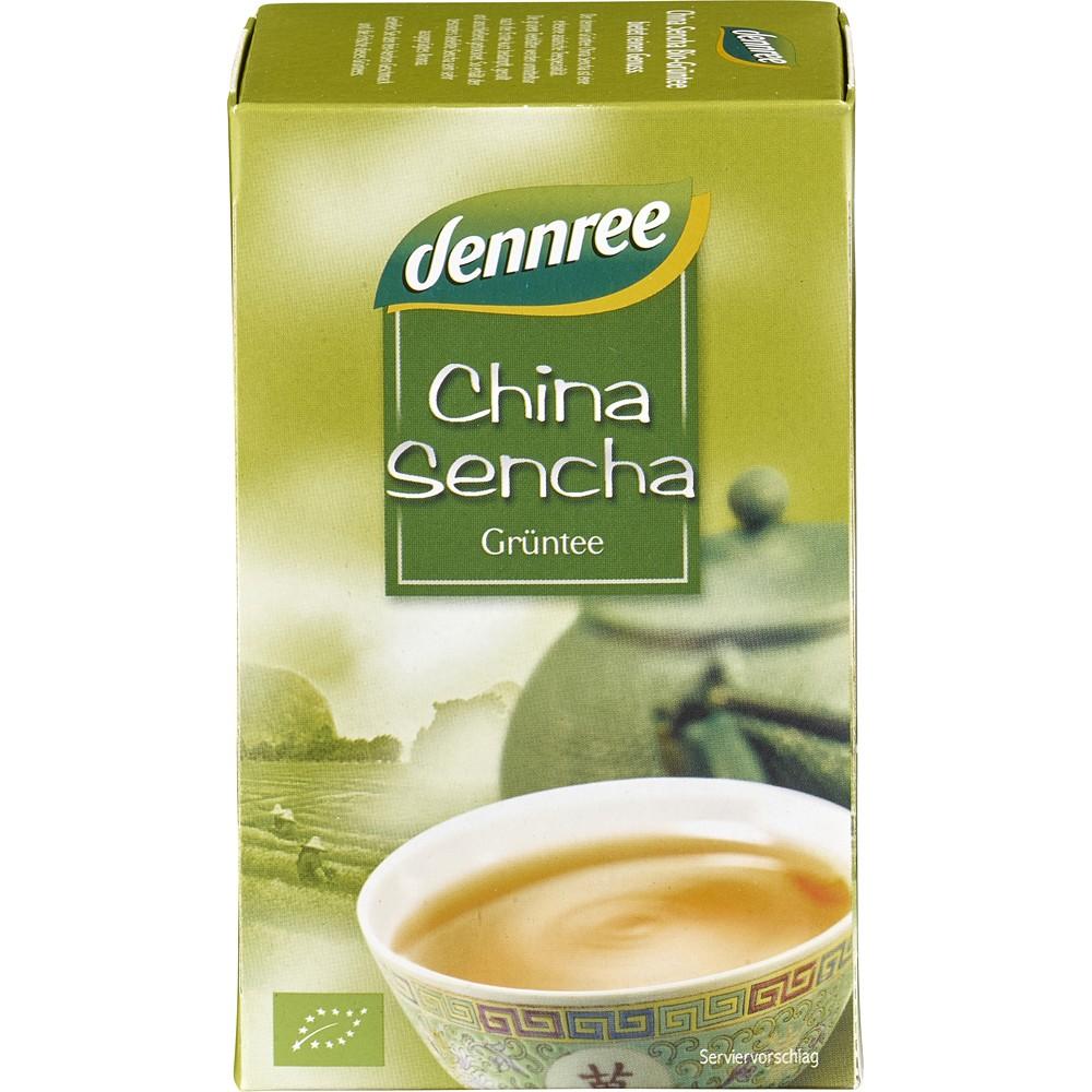 Ceai verde Sencha  x 20 plicuri
