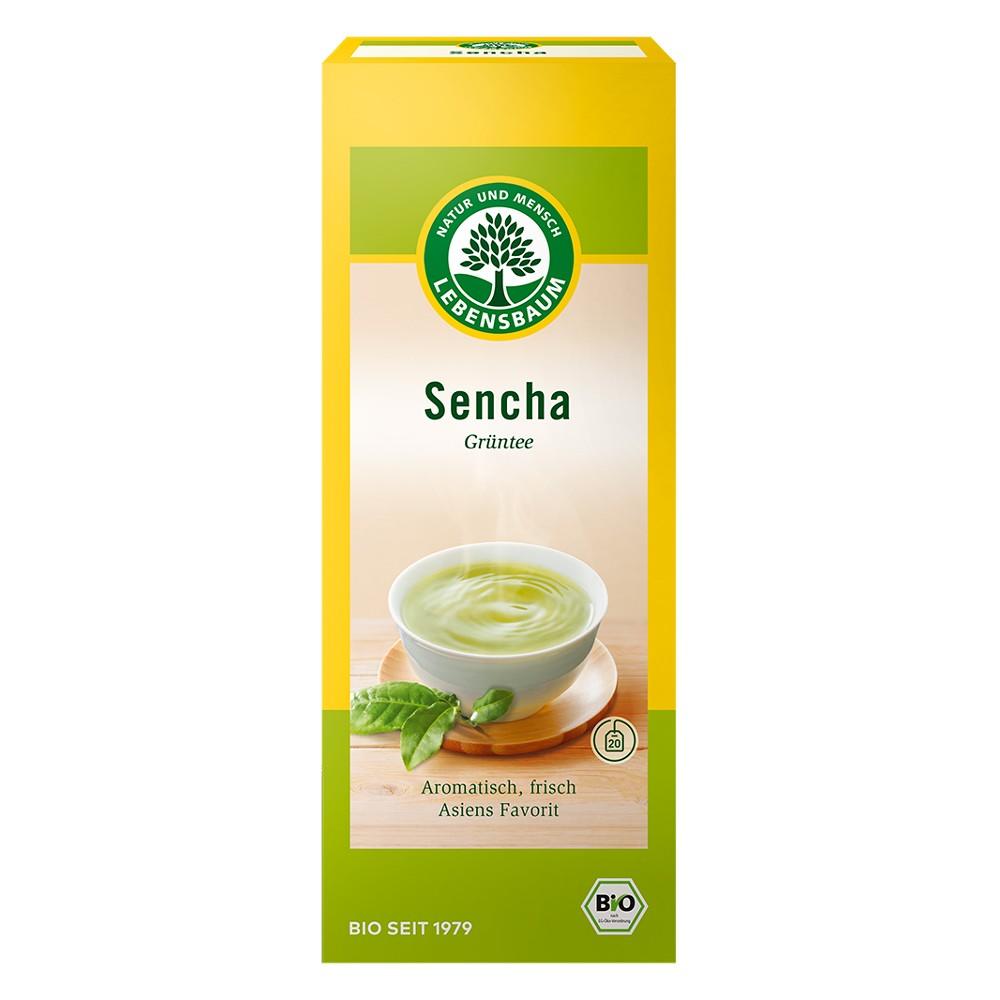 Ceai verde Sencha x20 plicuri