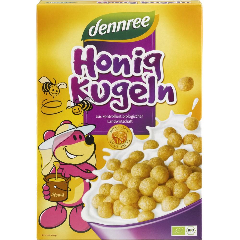 Cereale bio bilute cu miere