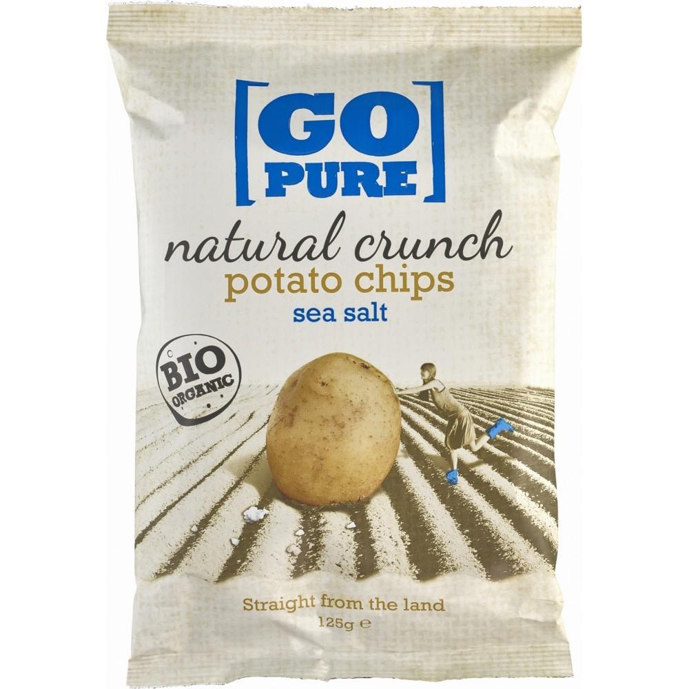Chipsuri din cartofi cu sare coapte manual FARA GLUTEN
