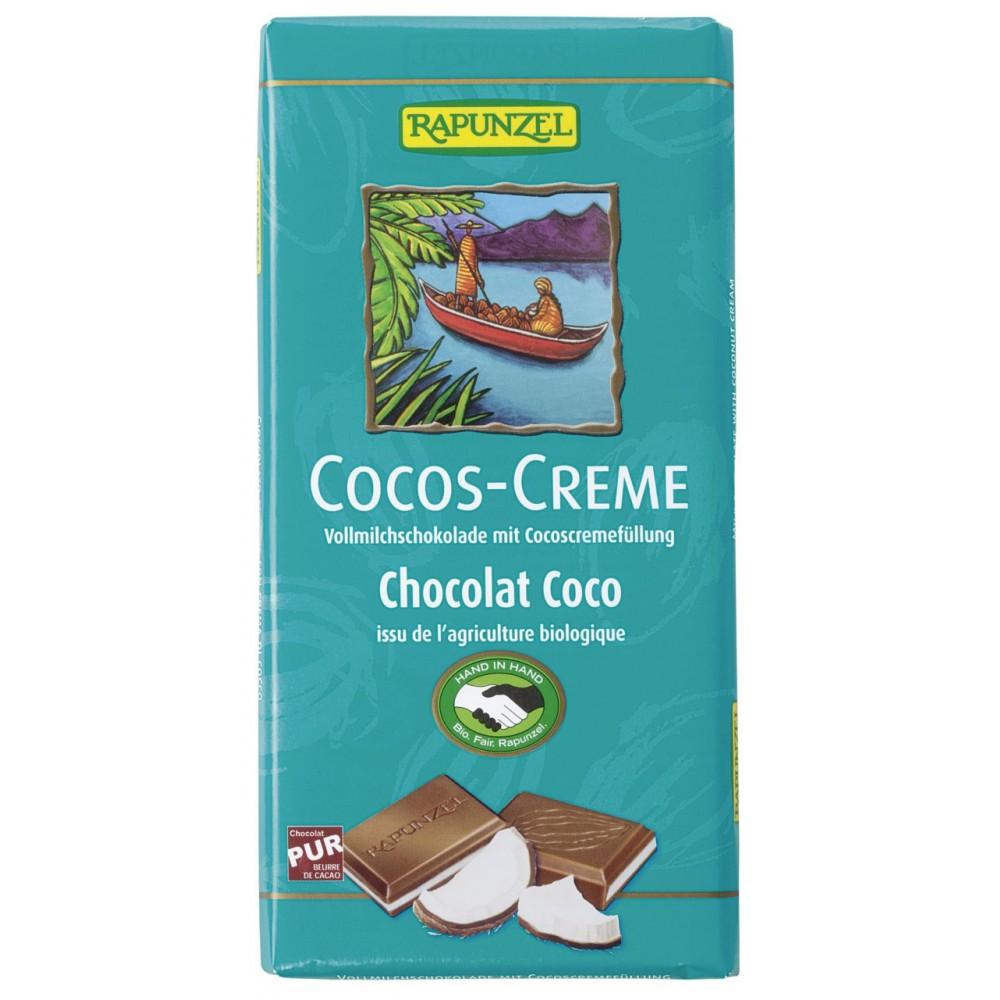 Ciocolata cu Crema de Cocos