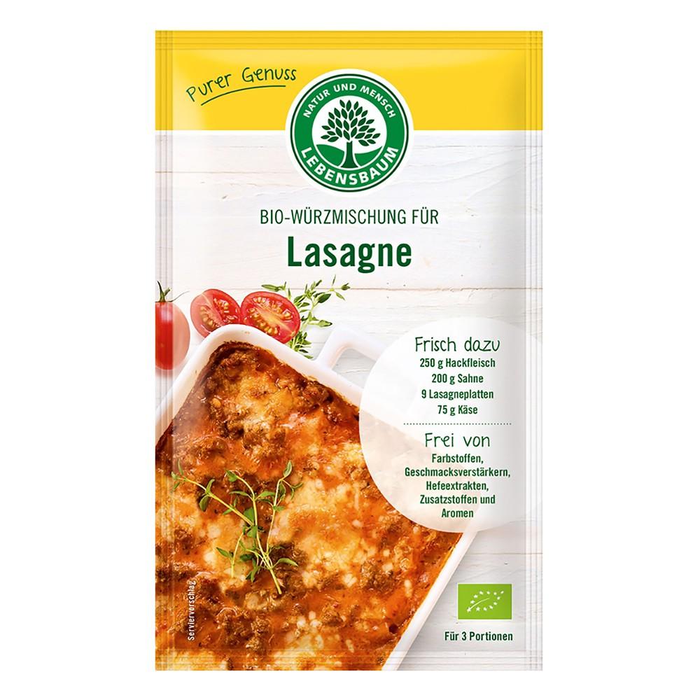 Condimente pentru Lasagna