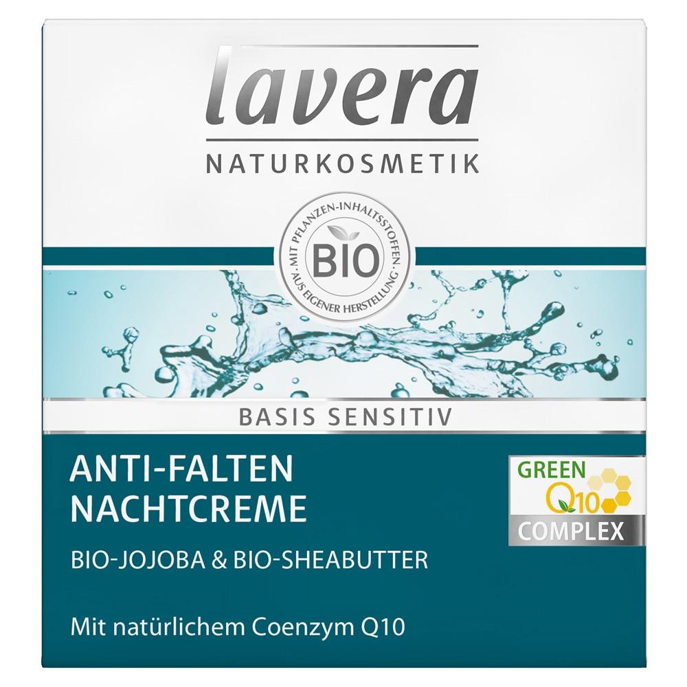 Crema antirid pentru noapte cu coenzima Q10