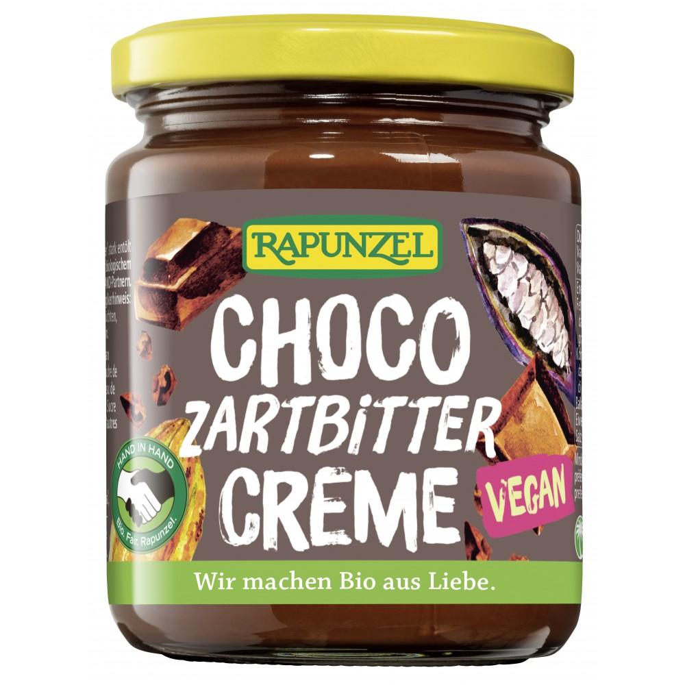 Crema cu ciocolata amaruie VEGANA