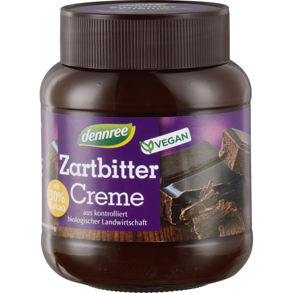 Crema de ciocolata amaruie vegana