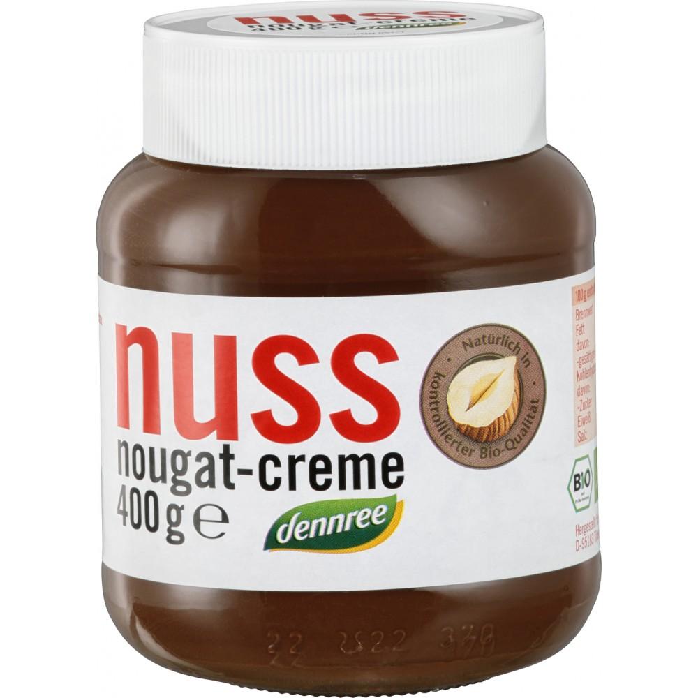 Crema de ciocolata cu alune Nuss-Nougat