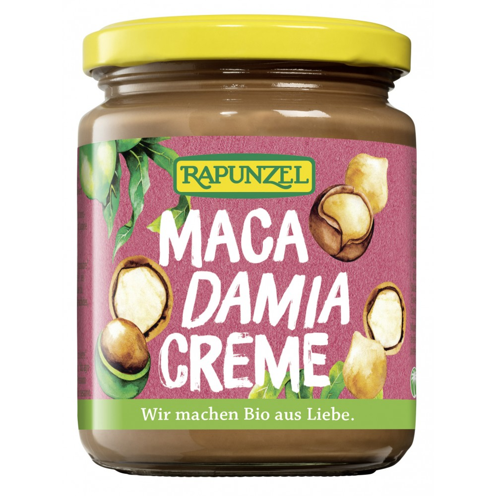 Crema Macadamia