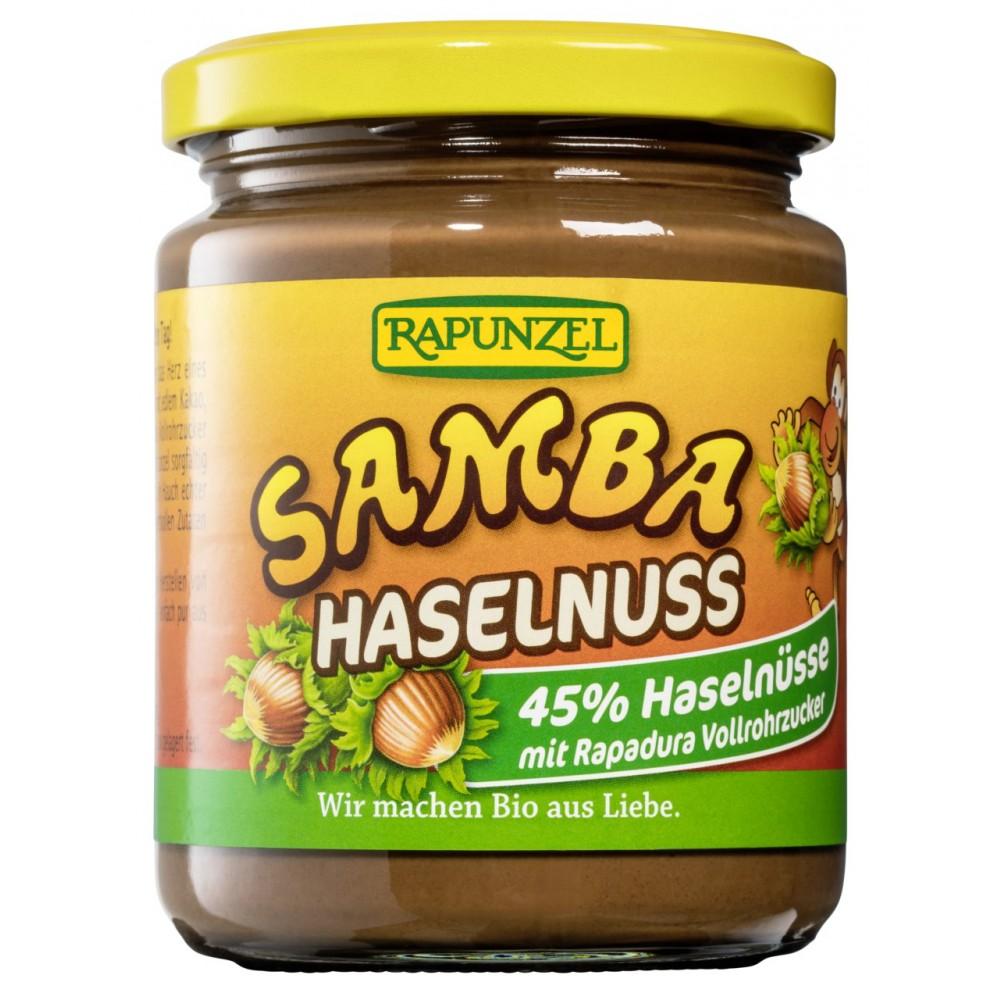 Crema Samba cu alune si ciocolata
