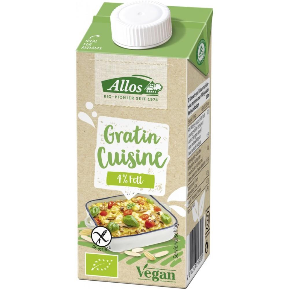 Crema vegetala pentru gratinat FARA GLUTEN