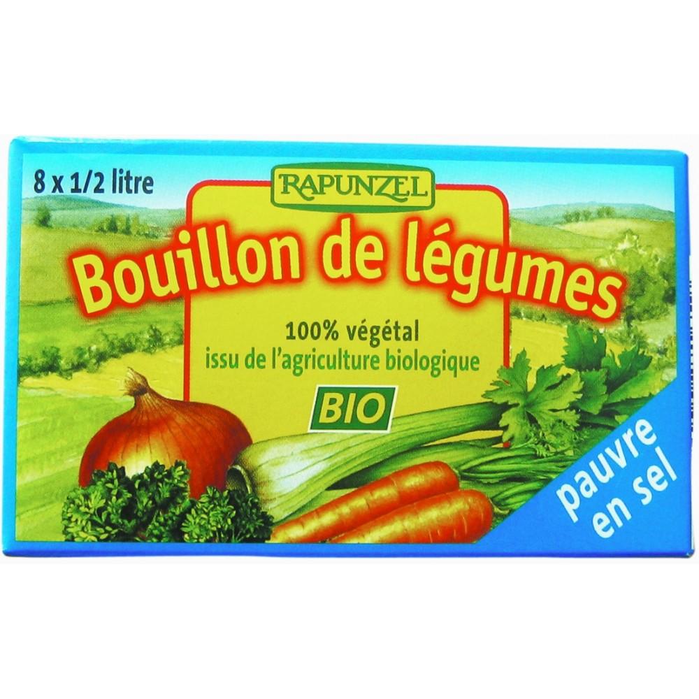 Cuburi de Supa de legume cu putina sare 8 buc