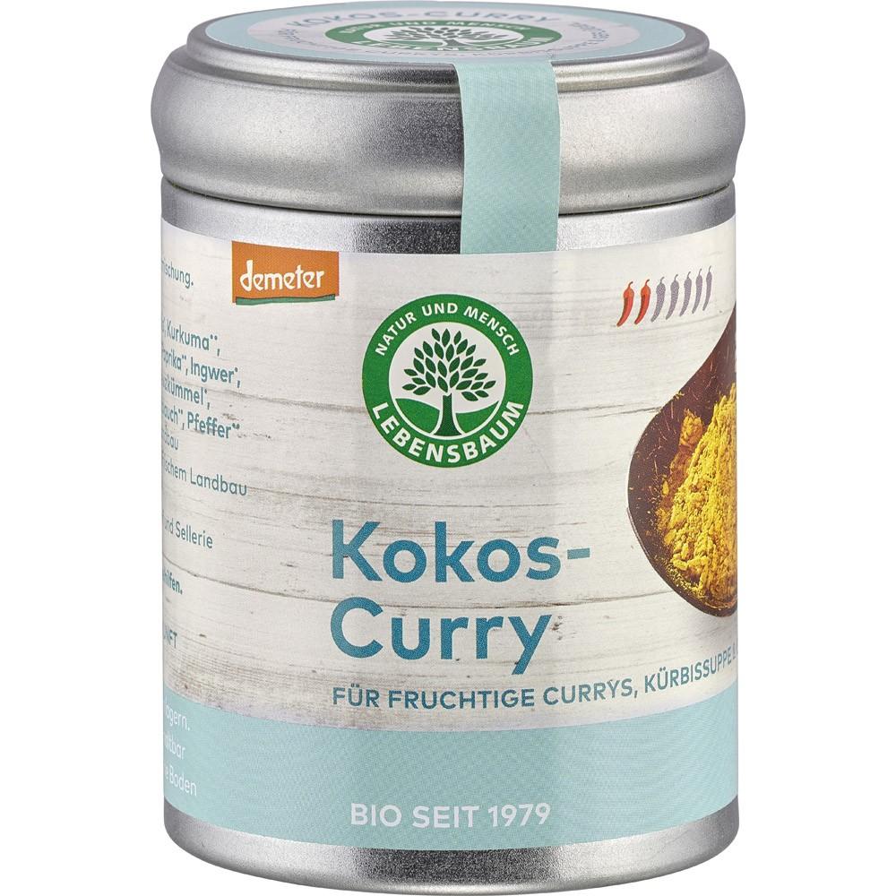 Condiment pentru Curry cu cocos