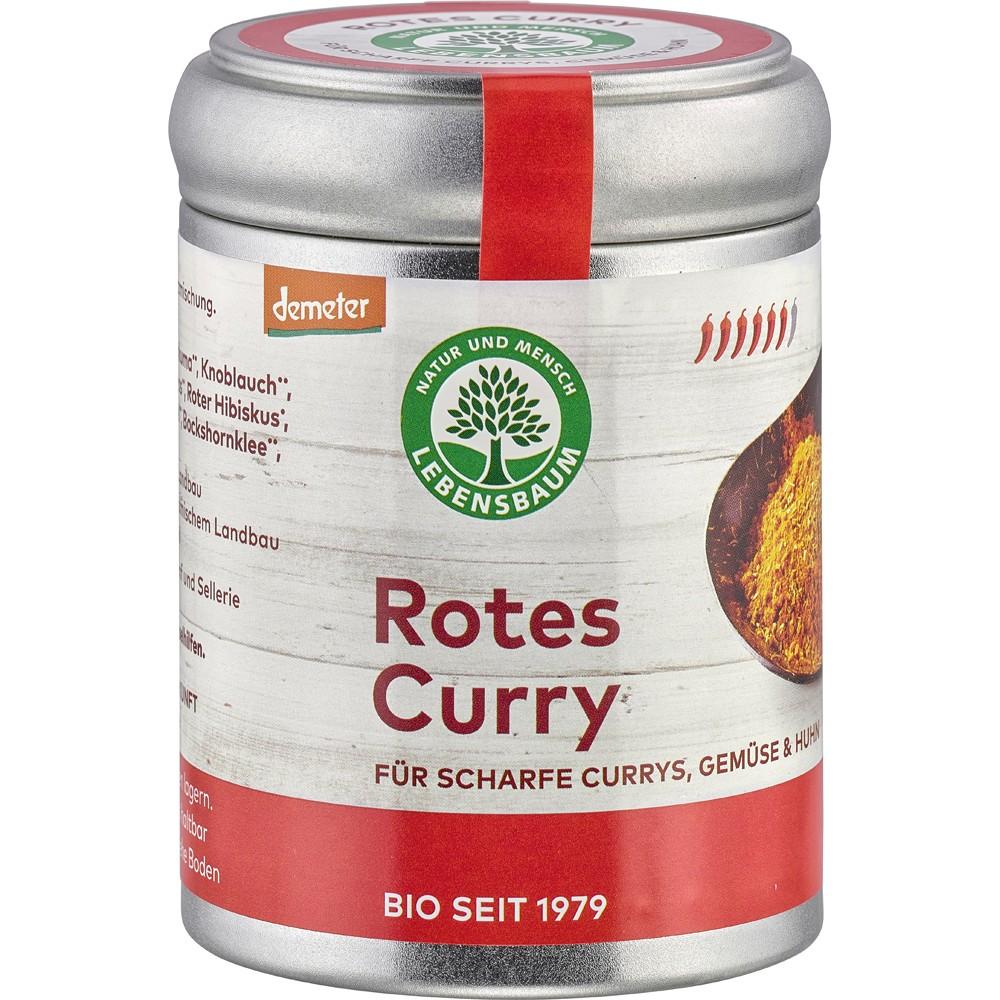 Curry rosu pentru orez, legume si carne