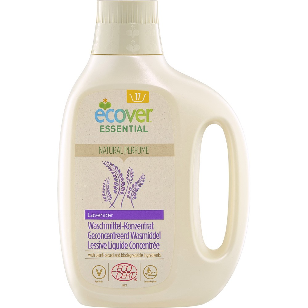 Detergent concentrat cu lavanda