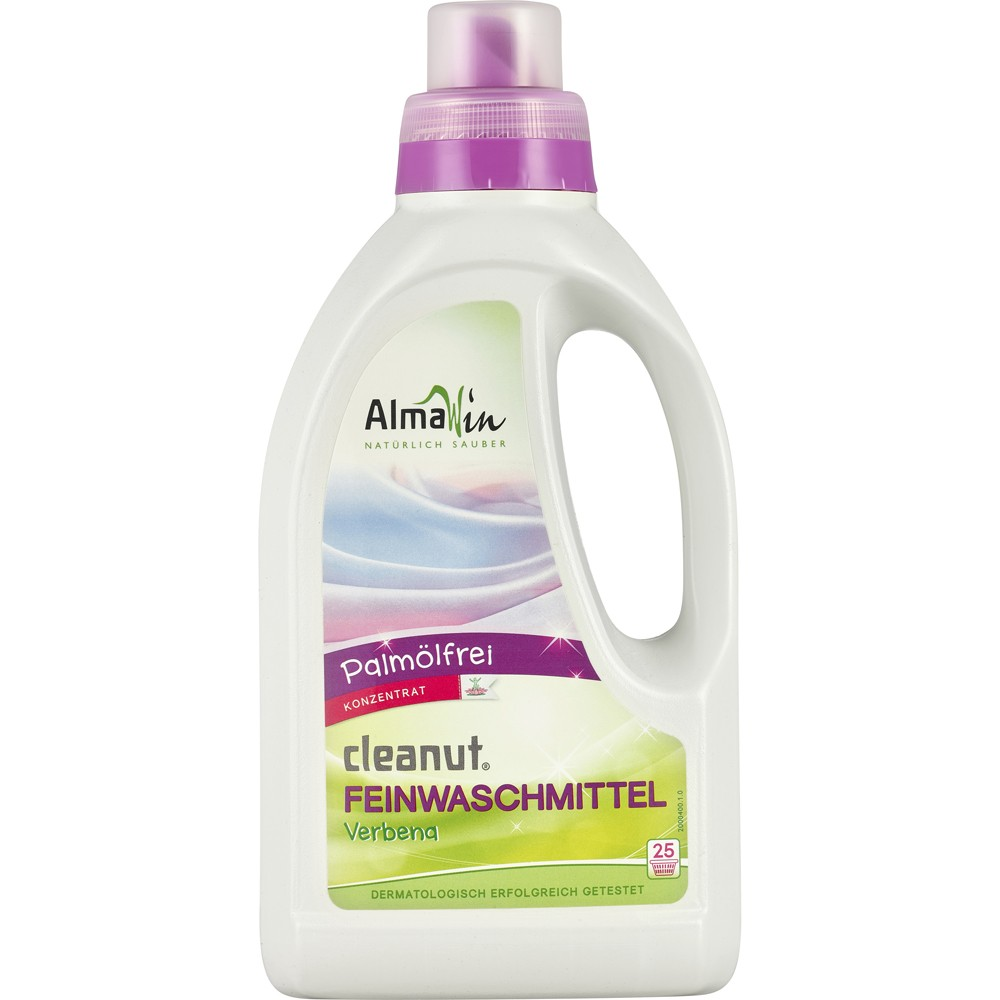 Detergent lichid de rufe cu nuci de sapun