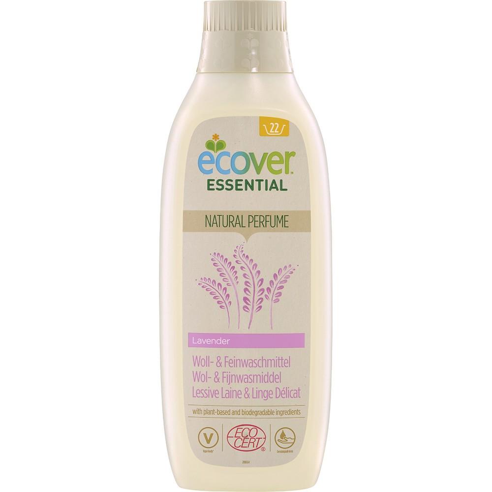 Detergent lichid cu lavanda pentru lana si rufe delicate ecologic