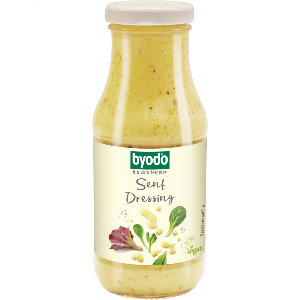 Dressing cu mustar pentru salate