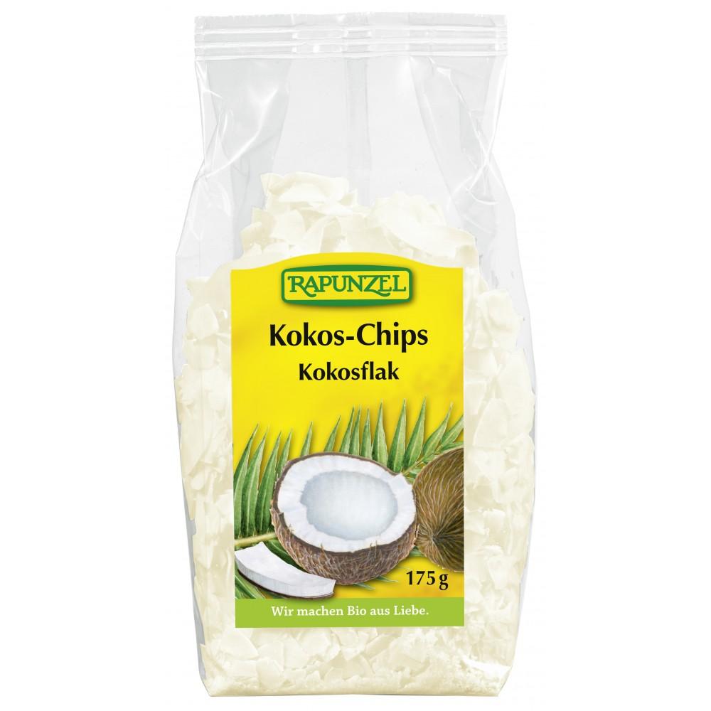 Nuca de Cocos chipsuri