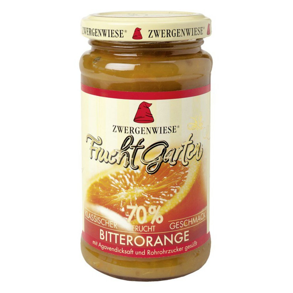 Gem de portocala amara indulcit cu nectar de agave FARA GLUTEN