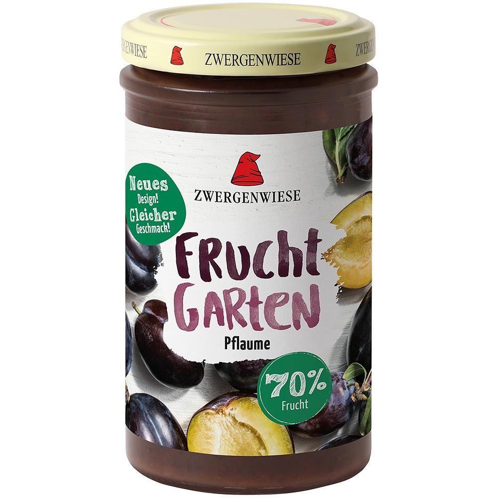 Gem de prune indulcit cu nectar de agave FARA ZAHAR