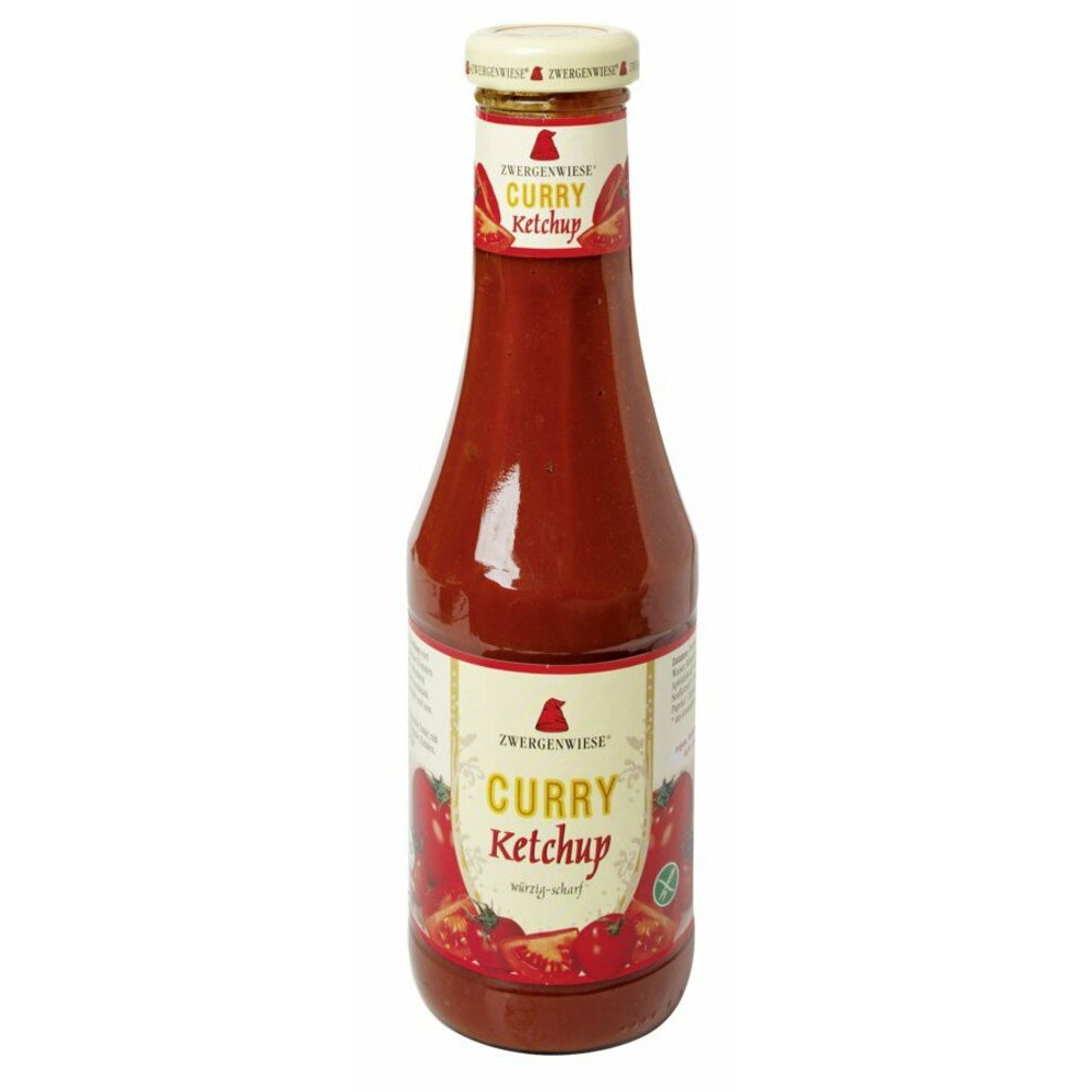 Ketchup curry FARA GLUTEN