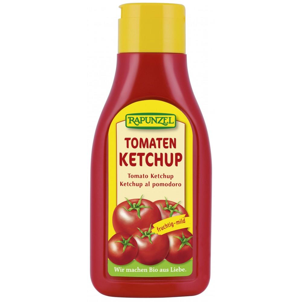 Ketchup de tomate in Flacon