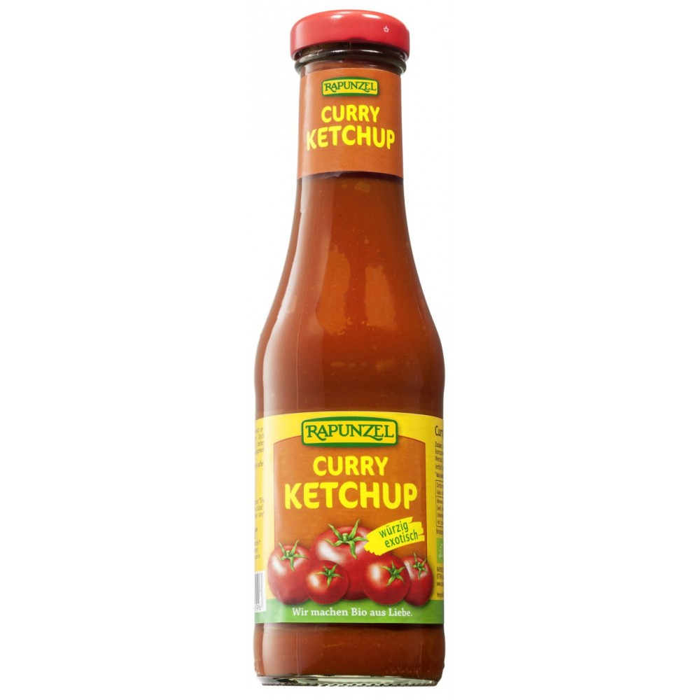Ketchup Curry