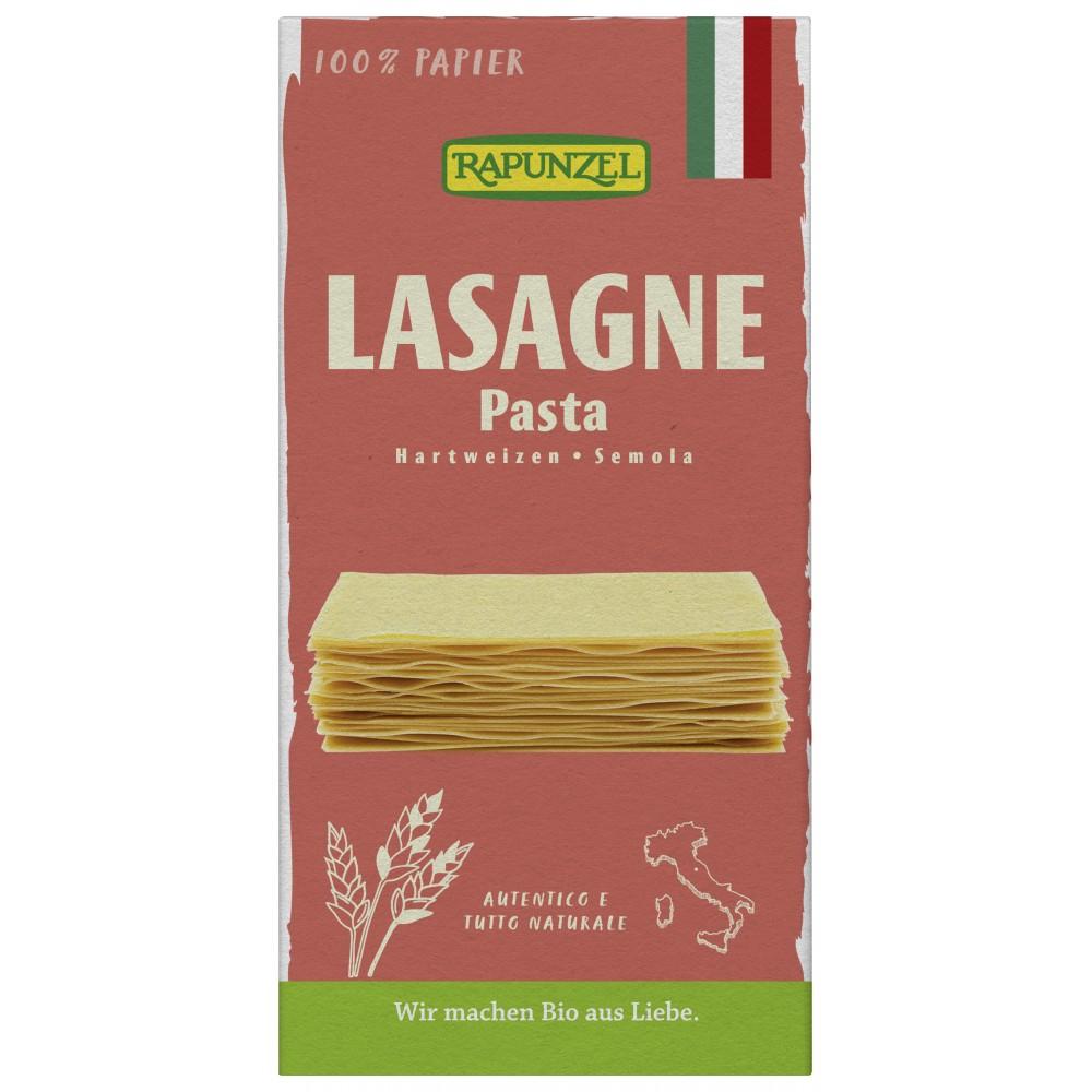 Lasagna semola