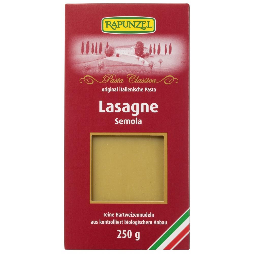 Lasagne bio semola