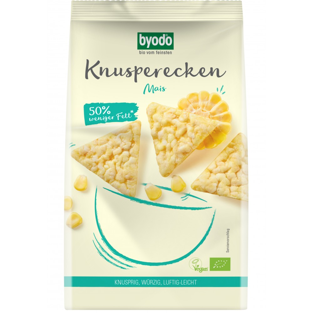 Mini Crackers din porumb FARA GLUTEN
