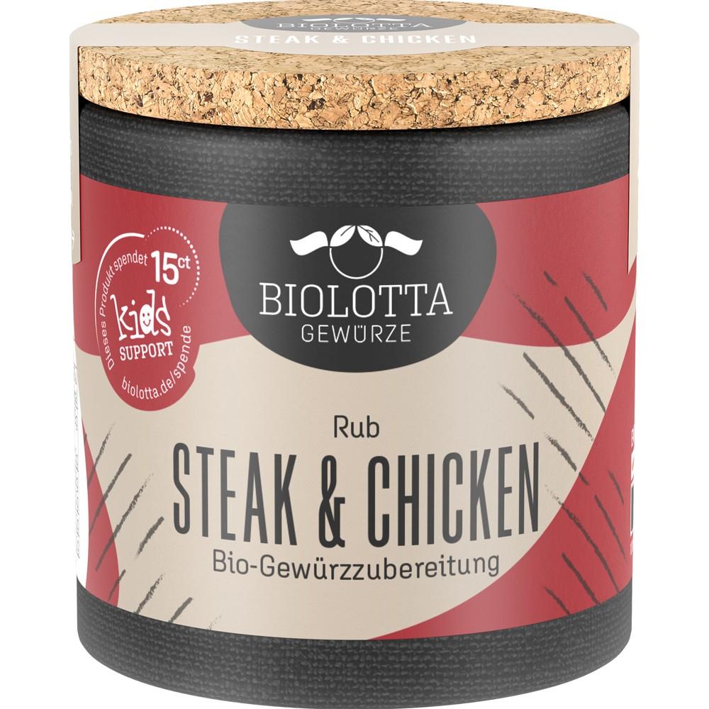 Mix de condimente pentru steak si pui