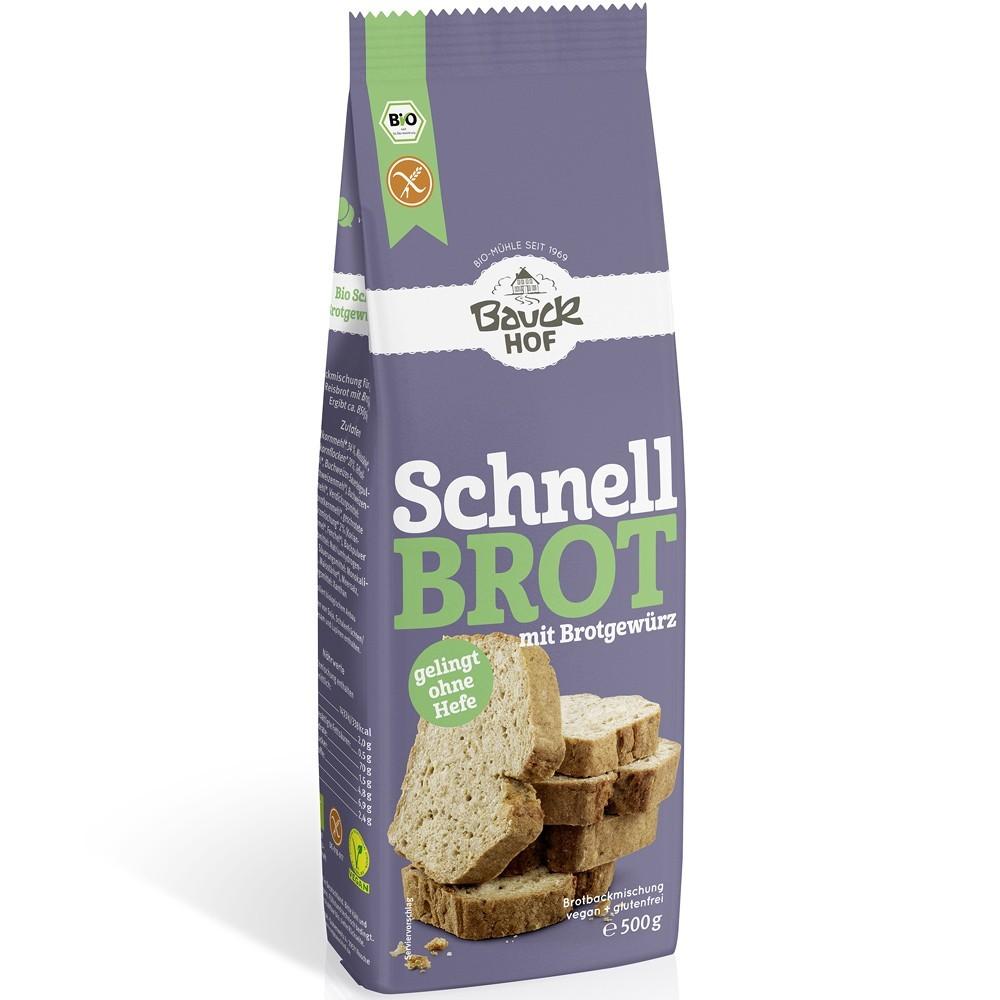 Mix de paine rapida cu condimente FARA GLUTEN