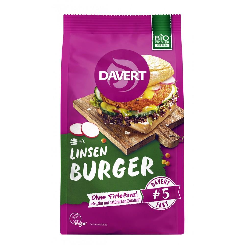 Mix pentru burger din linte