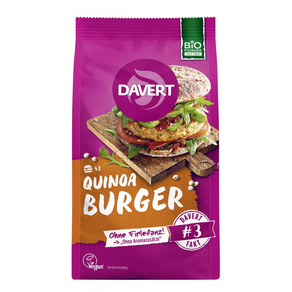 Mix pentru burger din quinoa