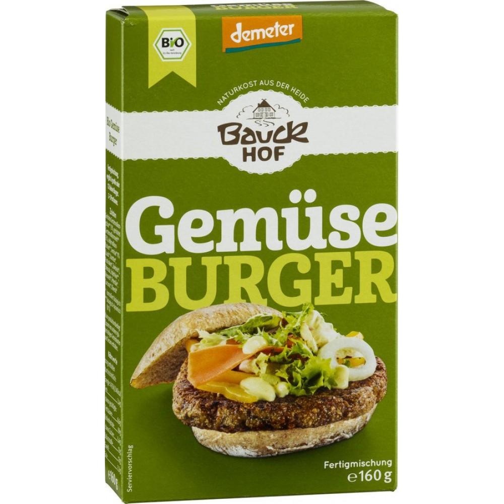 Mix pentru burger vegetal Demeter