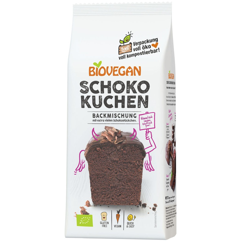 Mix pentru chec cu cacao FARA GLUTEN