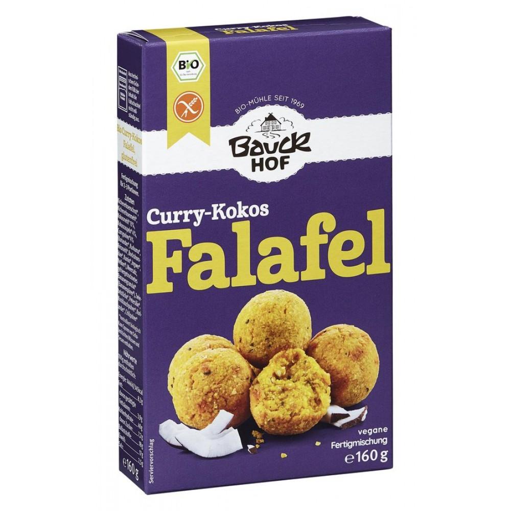 Mix pentru falafel curry si cocos FARA GLUTEN