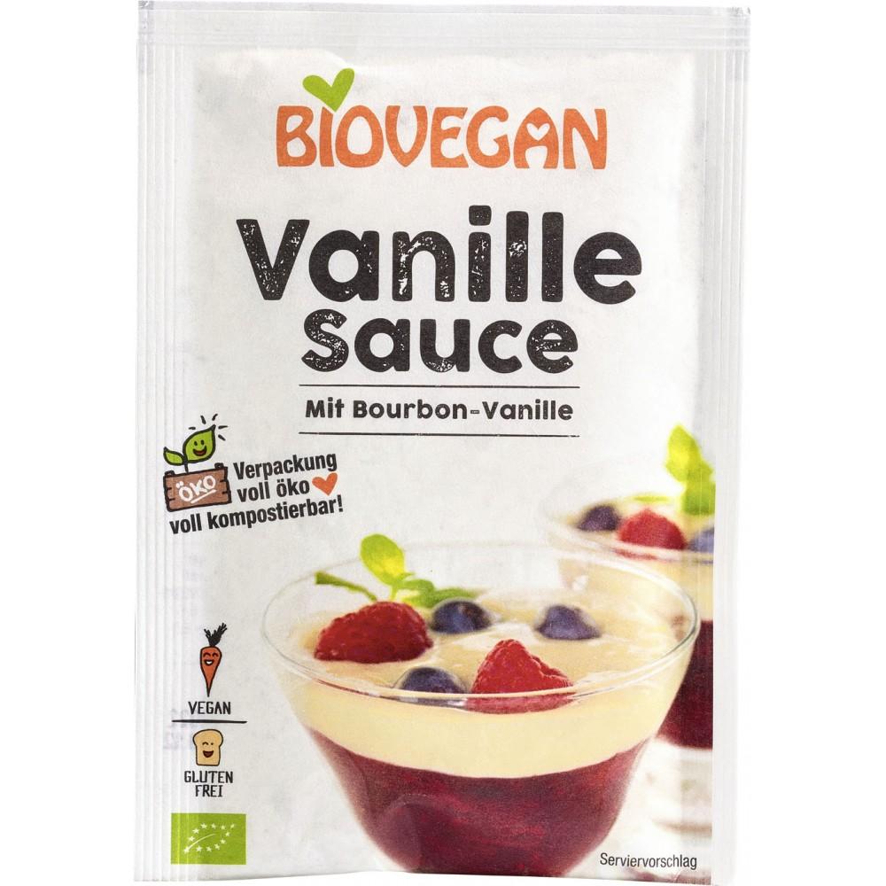Mix pentru sos de vanilie FARA GLUTEN