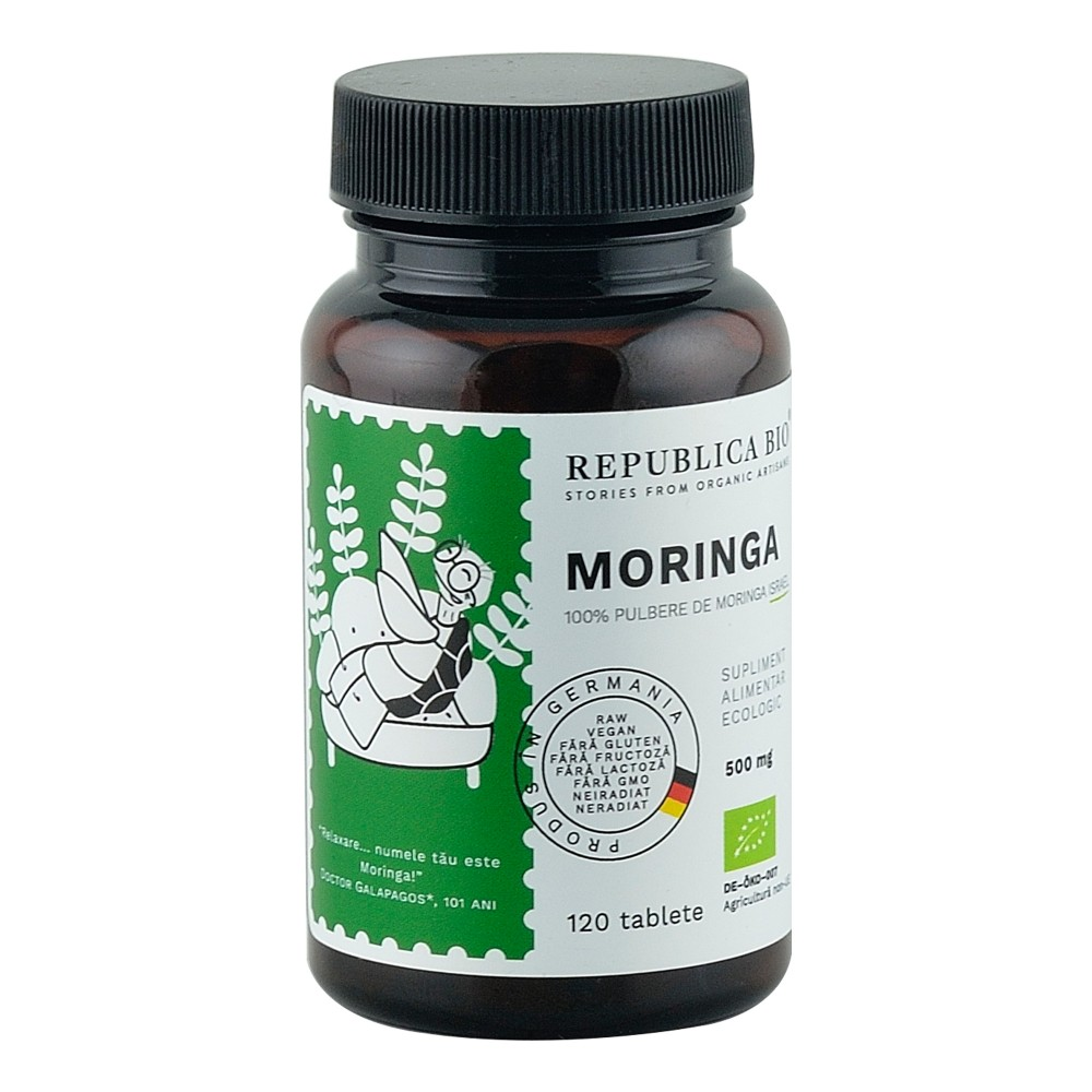 Moringa 120 tablete