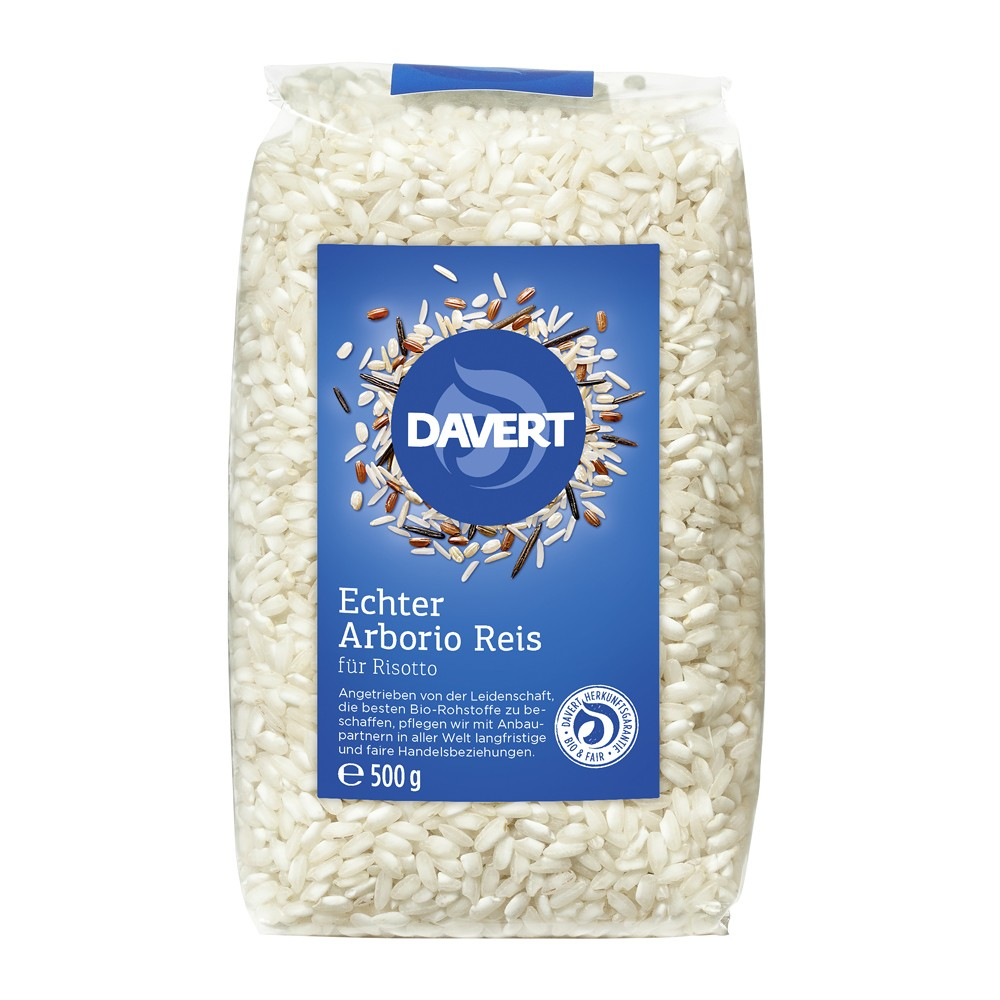 Orez alb Arborio pentru risotto